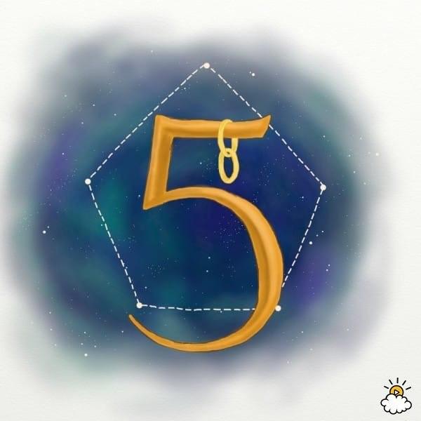 Ý NGHĨA CHUNG CỦA THẦN SỐ HỌC SỐ 5